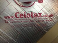 CELOTEX 4075 1200mm X 450mm X 75mm - 55 PACKS / 6 SHEETS PER PACK AVAILABLE: SEE LISTING FOR PRICES