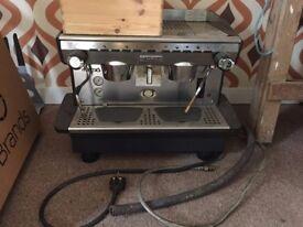 RANCILIO CLASSE 6/PROFESSIONAL COFFEE MACHINE/ESPRESSO MACHINE/NOT GAGGIA/BARISTA/CAFE/CATERING