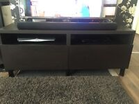 TV cabinet from ikea