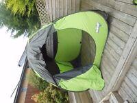 Quecha base seconds tent