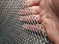 Stainless steal heavy duty wire mesh