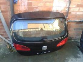 Seat leon 06 tailgate/boot lid