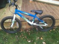 """Apollo Outrage - 18"""" Wheels Childs Bicycle."""