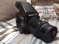 FILM CAMERA FOR SALE / Mamiya rz67 READY TO USE /