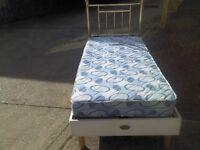 Pocket Matic Electric Reclining Bed (w remote control) + Mattress + Head Board