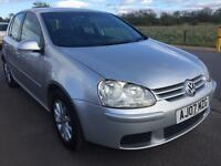 SALE! Bargain Volkswagen Golf tdi diesel, full years MOT ready to go