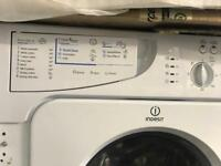 Indesit washing dryer