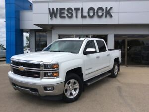2014 Chevrolet Silverado 1500 2LZ Heated & Cooled Leather