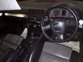 BEAUTIFUL 2005 Audi A4 Avant 2.0 T S Line s-line Est 140k, Mot Sept17,New tyres, refurbished alloys