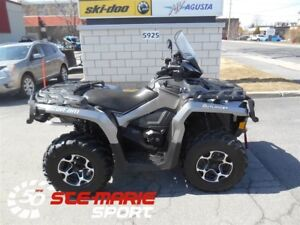 2014 Can-Am Outlander 1000 XT Magnesium