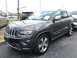 2016 Jeep Grand Cherokee Overland*ECO DIESEL*DEMO**ONLY 1624 KMS