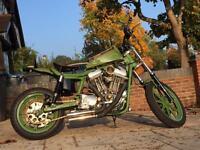 Harley Davidson Sportster Unique Custom