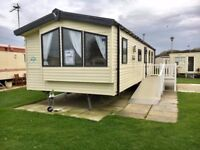 3 Bed Static Caravan & Decking | Presthaven, North Wales | Inc 2018 Site Fees | Dog Friendly Beaches