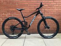 Giant Stance 1 2021 Full Suspension Mountain Bike
