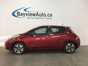 2014 Nissan LEAF SL - ELECTRIC! ALLOYS! HTD SEATS! BOSE! REVE...