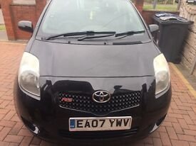 TOYOTA YARIS SR 1.3 VVY-I SR WELL MAINTAINED GOOD CAR