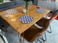 Dining tables/ stools