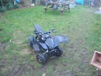 mini moto quad bike