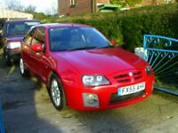 rover 25 mg good service records low miles