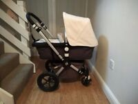 Bugaboo Cameleon 2 with sand fabric