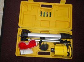 Rotary Lazer Level Kit