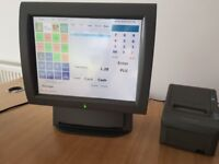 Aures Galleo Touch screen EPOS system - Full system with software