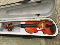 Training Violin