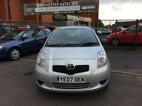 Toyota Yaris 1.0 VVT-i T2 5dr LADY KEEPER SINCE 2010
