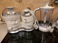 Kenwood juicer and smoothie maker
