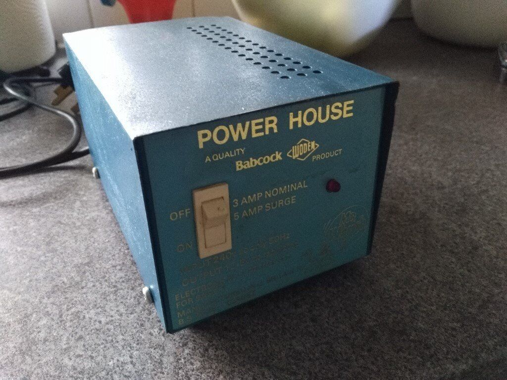 Power Supply 13.8v 3A