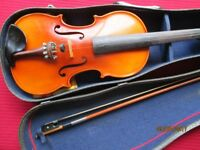 Anton Klier Violin. Full size violin.