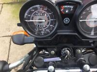 Yamaha ybr 125 2012 fuel injected ybr125