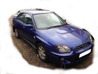 2003 Subaru Impreza GX Sport Saloon
