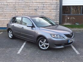 2004 MAZDA 3 TS2 1.6 5 DOOR MANUAL PETROL 5 DOOR