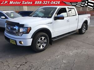 2012 Ford F-150 FX4, Crew Cab, Leather, 4x4, Only 75,000km