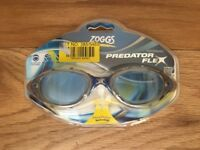 Zoggs Predator Flex unisex adult swimming goggles