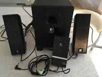 Computer speakers Logitech X240