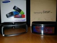 Samsung Gear Fit (Fitbit)