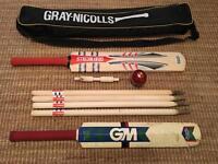 GRAY-NICOLLS CRICKET SET
