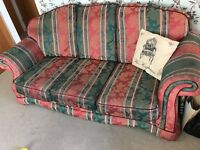 3 pce sofa/couch suite