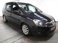 Vauxhall Zafira Very Low Miles Cheap