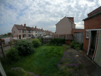 End Terraced house to let