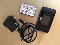 Unlocked LTE 100Mbps Sierra Wireless Mobile Hotspot 754S 3G 4G SIM WIFI Router + extra battery