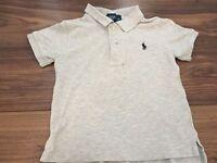 Boys Ralph Lauren Poloshirt Grey - 18 Months
