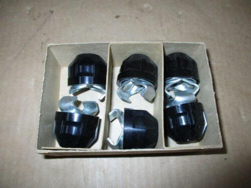 Ideal 32-003B Fuse Clip Clamp 60 Amp Size 4 600 Volt New ( 6 Pcs. )