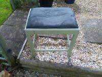 Old Basic Piano Stool