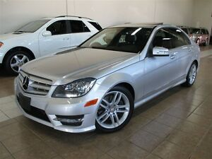 2013 Mercedes-Benz C-Class C300 4MATIC ONE OWNER