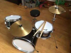 Tiger junior drum kit