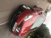 Red Nissan qashqai for sale