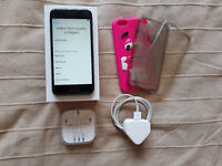 iPhone 6s 64GB Space Gray - excellent condition - factory unlocked - all accessories
